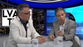 Yannick Patelli et Adrien Pouliot