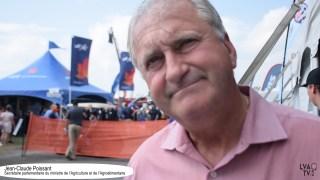 Jean-Claude Poissant, Secrétaire parlementaire du ministre de l'Agriculture et de l'Agroalimentaire