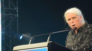 Manon Massé, porte-parole de Québec solidaire