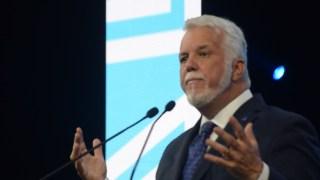 Philippe Couillard, chef du Parti libéral du Québec