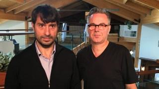Bertrand Montel & Yannick Patelli
