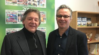 Michel Saint-Pierre & Yannick Patelli