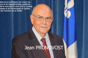Jean Pronovost