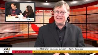 Bulletin de nouvelles - 27 mars 2019
