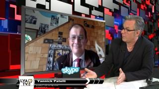 Gilles-Eric Seralini et Yannick Patelli