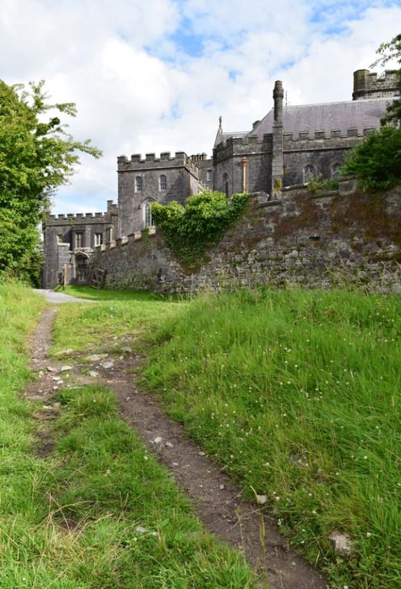 Markree Castle Chapel Exterior © Lavender's Blue Stuart Blakley