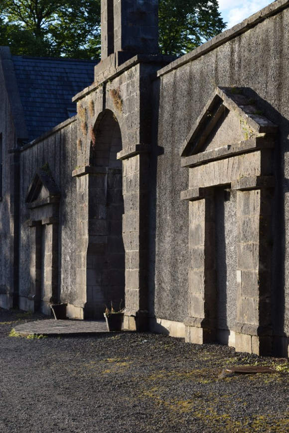Markree Castle Stables © Lavender's Blue Stuart Blakley