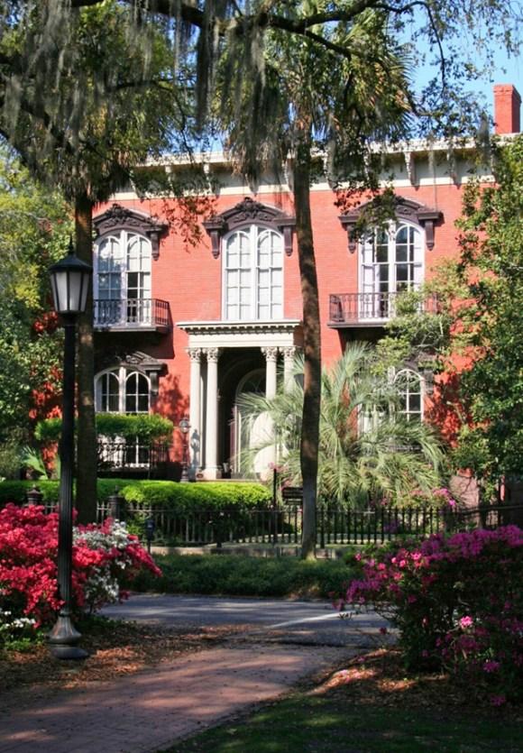 Jim Williams Mercer House Savannah 1© Lavender's Blue Stuart Blakley