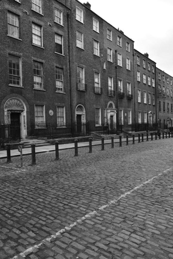 Henrietta Street Dublin © Lavender's Blue Stuart Blakley