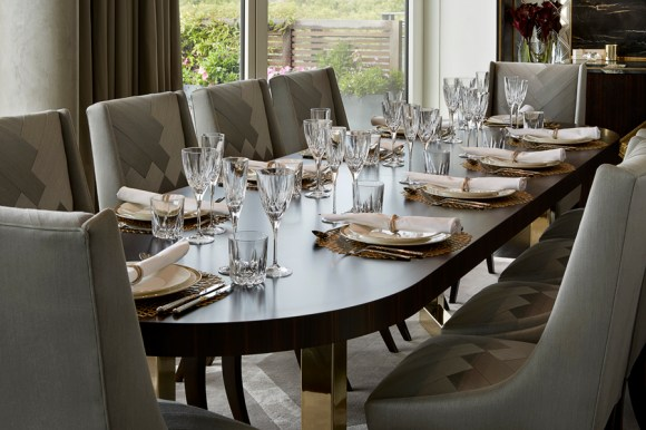 Morpheus Pavilion Dining Room @ Lavender's Blue Stuart Blakley