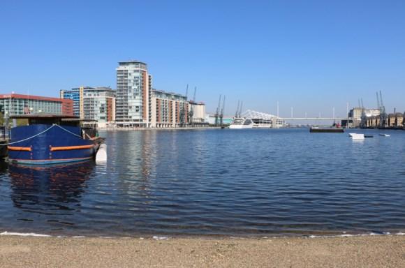 Royal Victoria Dock © Lavender's Blue Stuart Blakley