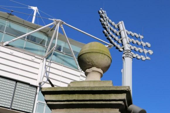 St John's Wood Lord's Cricket Ground Finial © Lavender's Blue Stuart Blakley