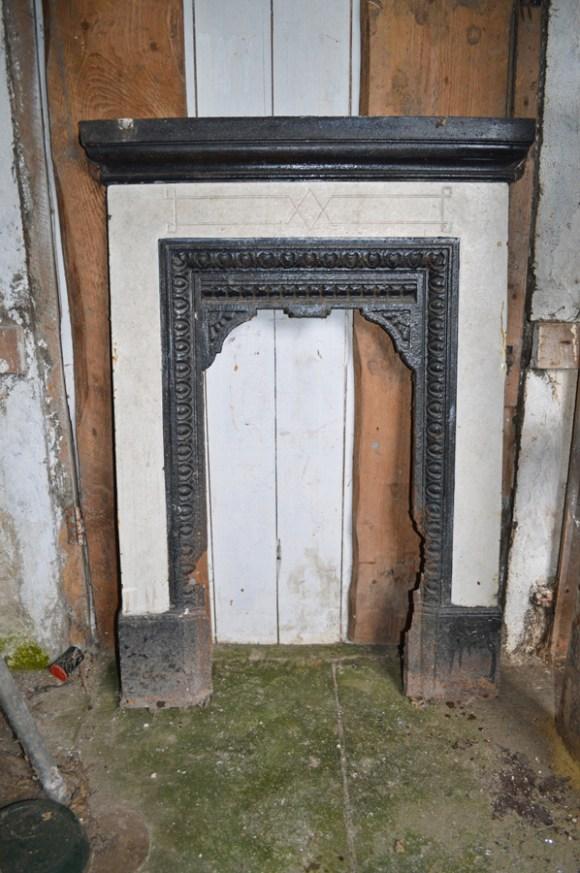 Crevenagh House Fireplace © Lavender's Blue Stuart Blakley