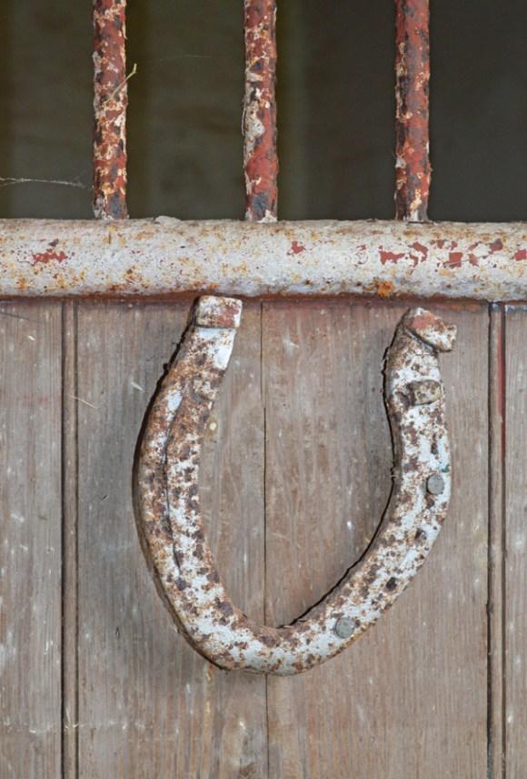 Crevenagh House Horseshoe © Lavender's Blue Stuart Blakley