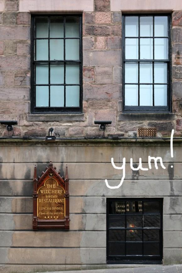 The Witchery Edinburgh Windows © Lavender's Blue Stuart Blakley