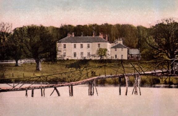 Ecclesville Fintona Tyrone in 1905 @ Lavender's Blue