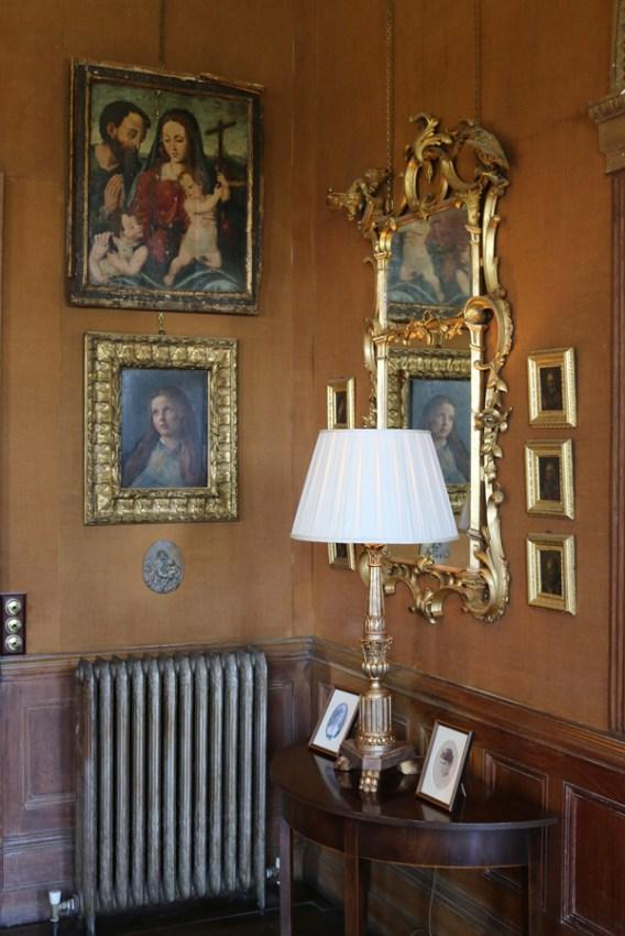 Castle Leslie Paintings © Lavender's Blue Stuart Blakley