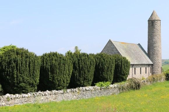 St Patrick's Church Saul Downpatrick © Lavender's Blue Stuart Blakley