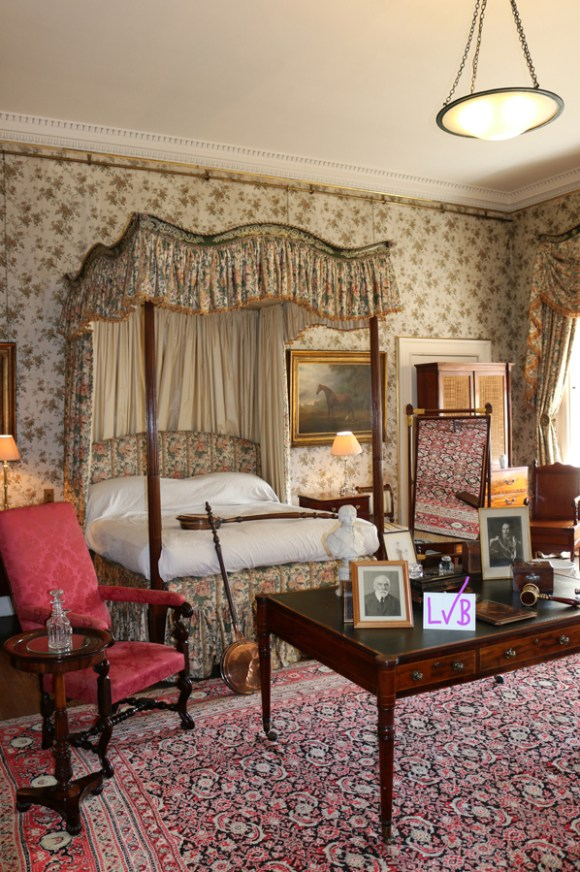 Syon House Bedroom © Lavender's Blue Stuart Blakley