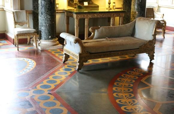 Syon House Floor © Lavender's Blue Stuart Blakley