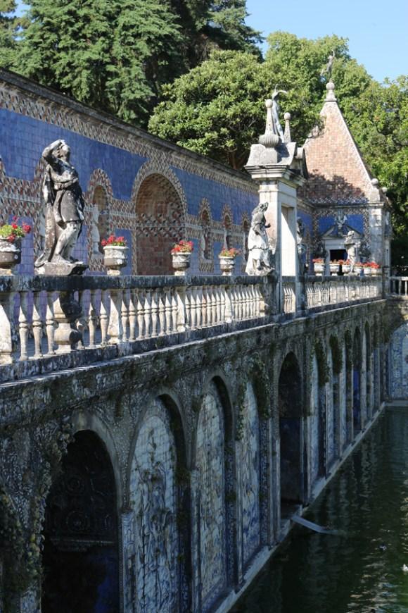 Fronteira Palace Lisbon © Lavender's Blue Stuart Blakley