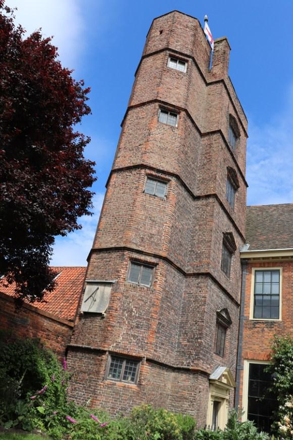 Clifton House King's Lynn Tower © Lavender's Blue Stuart Blakley