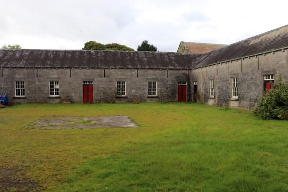 Annaghmore Sligo Stables Courtyard © Lavender's Blue Stuart Blakley