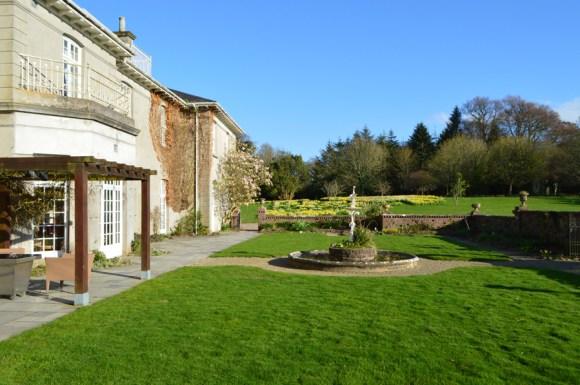 Dunbrody Park Hotel Garden New Ross Wexford © Lavender's Blue Stuart Blakley