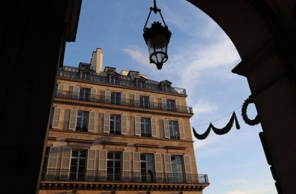 Rue de Castiglione Paris © Lavender's Blue Stuart Blakley