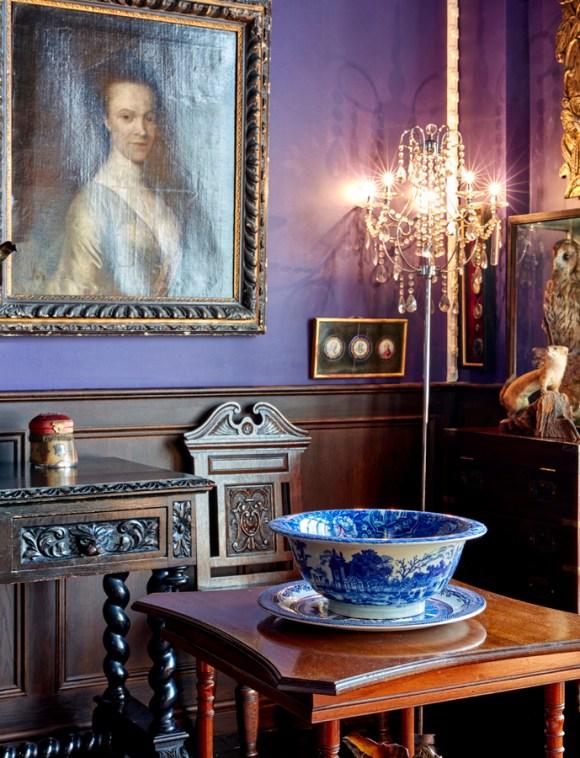lavender's blue drawing room table © lavender's blue stuart blakley