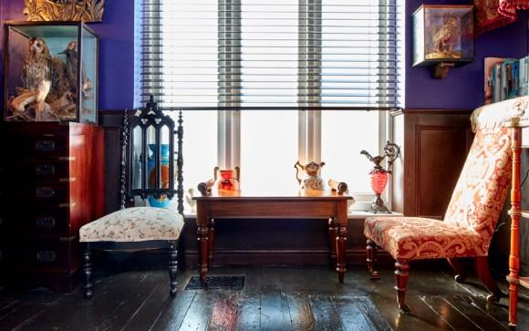 lavender's blue drawing room window © lavender's blue stuart blakley