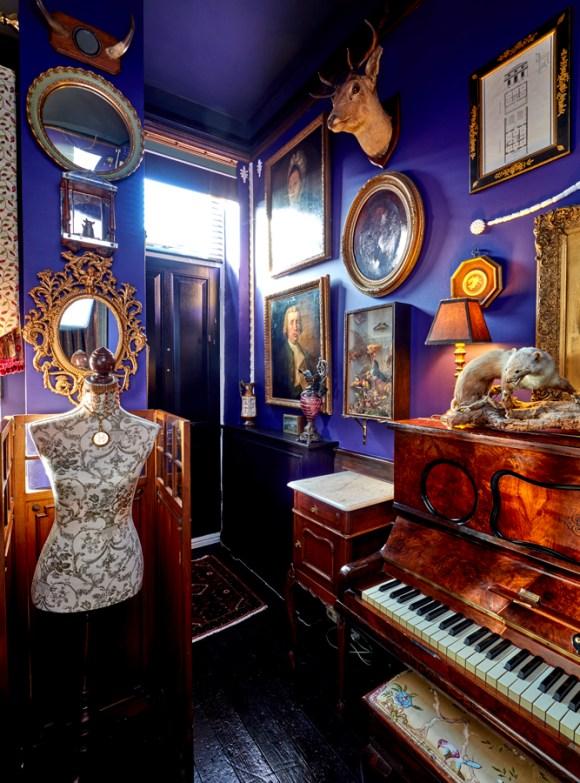 lavender's blue outer hall view © lavender's blue stuart blakley