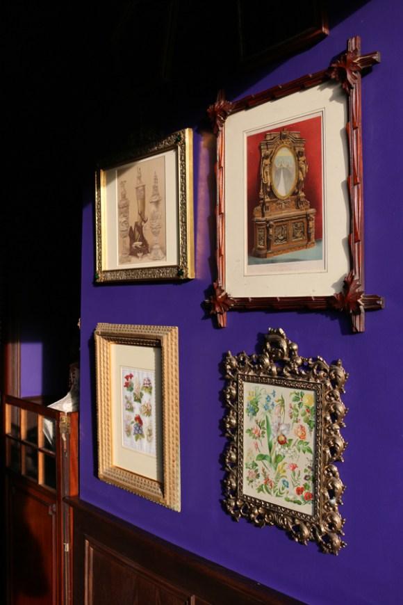 the house of lavender's blue entrance hall © lavender's blue stuart blakley