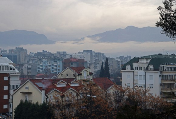 Podgorica Montenegro © Lavender's Blue Stuart Blakley