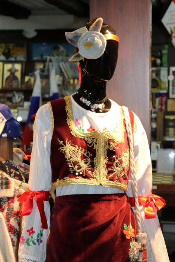 Serbian National Costume © Lavender's Blue Stuart Blakley