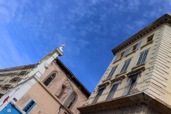 St Ferreol Church Marseille © Lavender's Blue Stuart Blakley