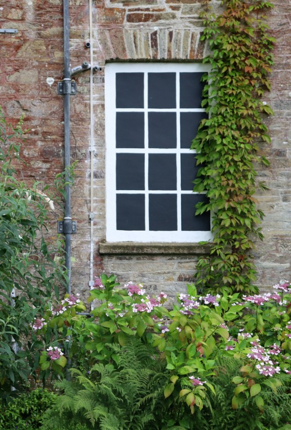 Pencarrow House Cornwall False Window © Lavender's Blue Stuart Blakley