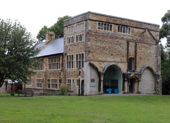 Truro Old Cathedral School Cornwall © Lavender's Blue Stuart Blakley