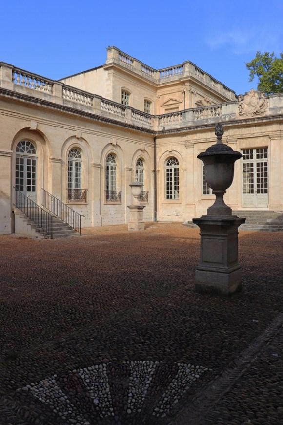 Musee Calvet Avignon © Lavender's Blue Stuart Blakley