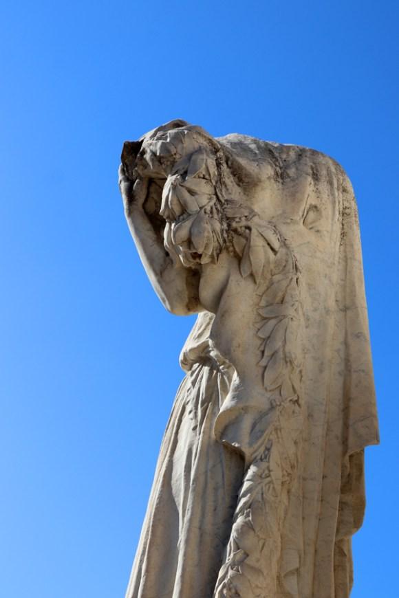 Provence Statue © Lavender's Blue Stuart Blakley