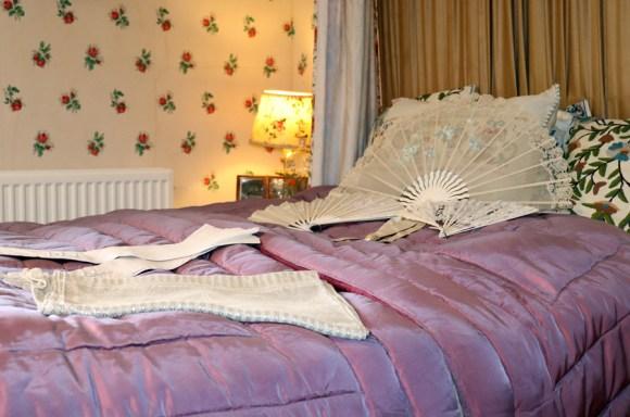 Skaill House Orkney Island Bedroom © Lavender's Blue Stuart Blakley