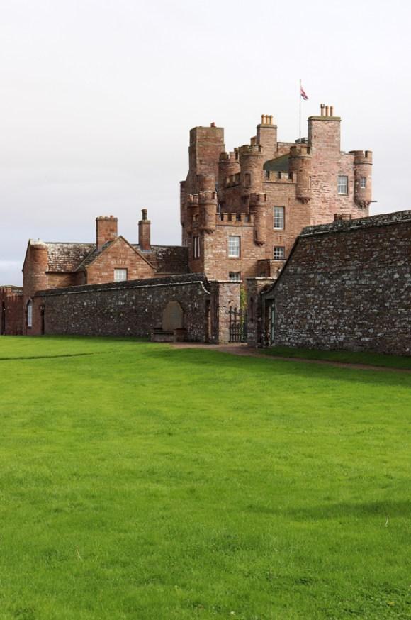 The Castle of Mey Caithness Keep © Lavender's Blue Stuart Blakley