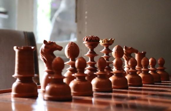Chess La Divine Comedie Avignon © Lavender's Blue Stuart Blakley