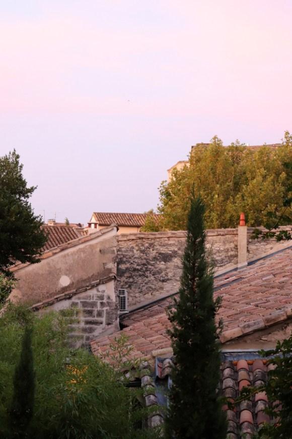 Rooftops View La Divine Comedie Avignon © Lavender's Blue Stuart Blakley