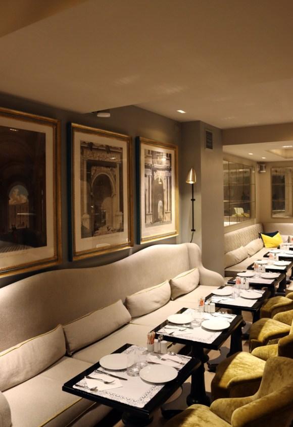 St Paul Hotel Charles V Dining Paris © Lavender's Blue Stuart Blakley
