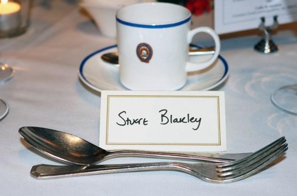World Boutique Hotel Awards Table Setting © Lavender's Blue Stuart Blakley