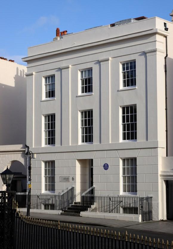 Carlton Crescent Conservation Area Southampton Building © Lavender's Blue Stuart Blakley