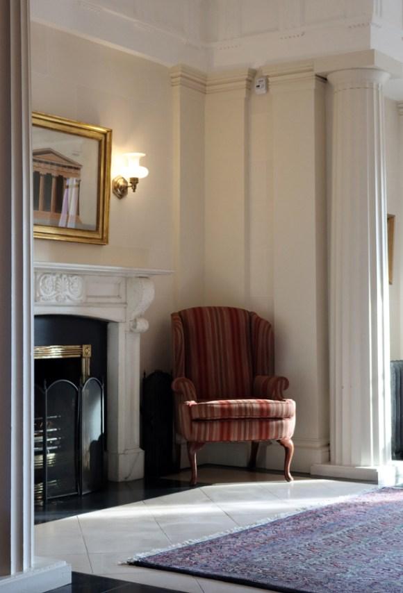 Montalto House Ballynahinch Entrance Hall © Lavender's Blue Stuart Blakley