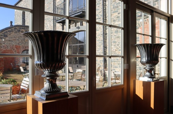 The Carriage Rooms Montalto Estate Ballynahinch Windows © Lavender's Blue Stuart Blakley