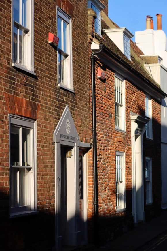 Houses Deal Town Kent © Lavender's Blue Stuart Blakley